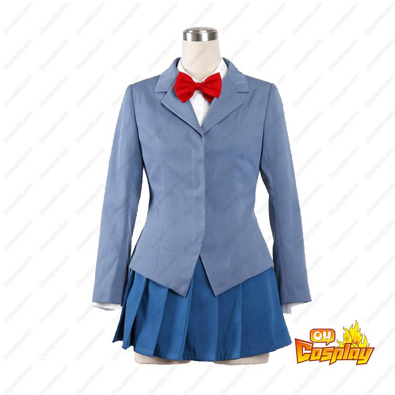 Durarara!! Raira Academy Jenter School Uniform Cosplay Kostymer