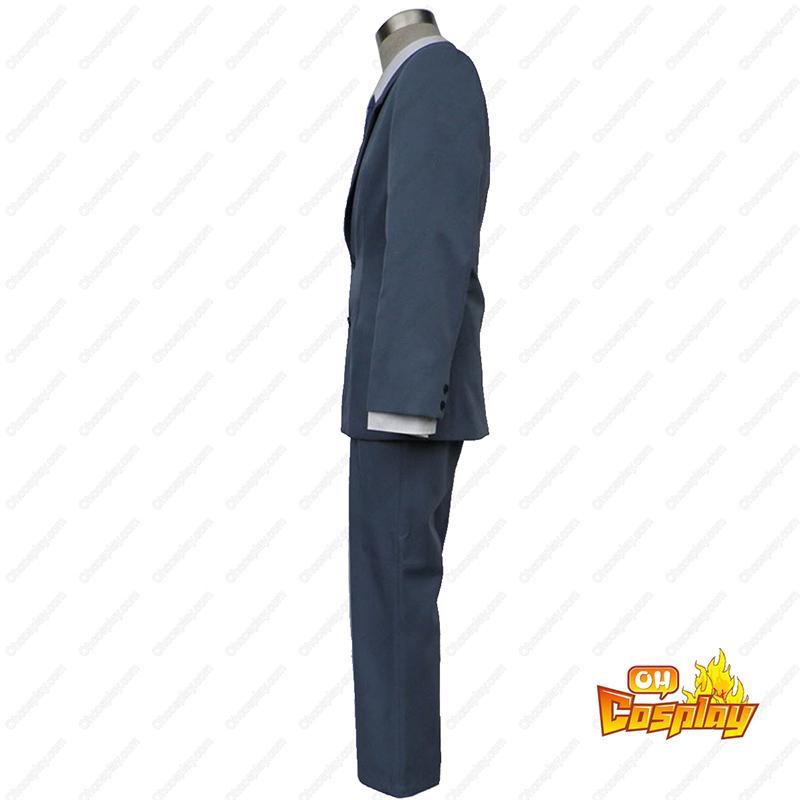 Durarara!! Raira Academy Homens School Uniform Traje Cosplay