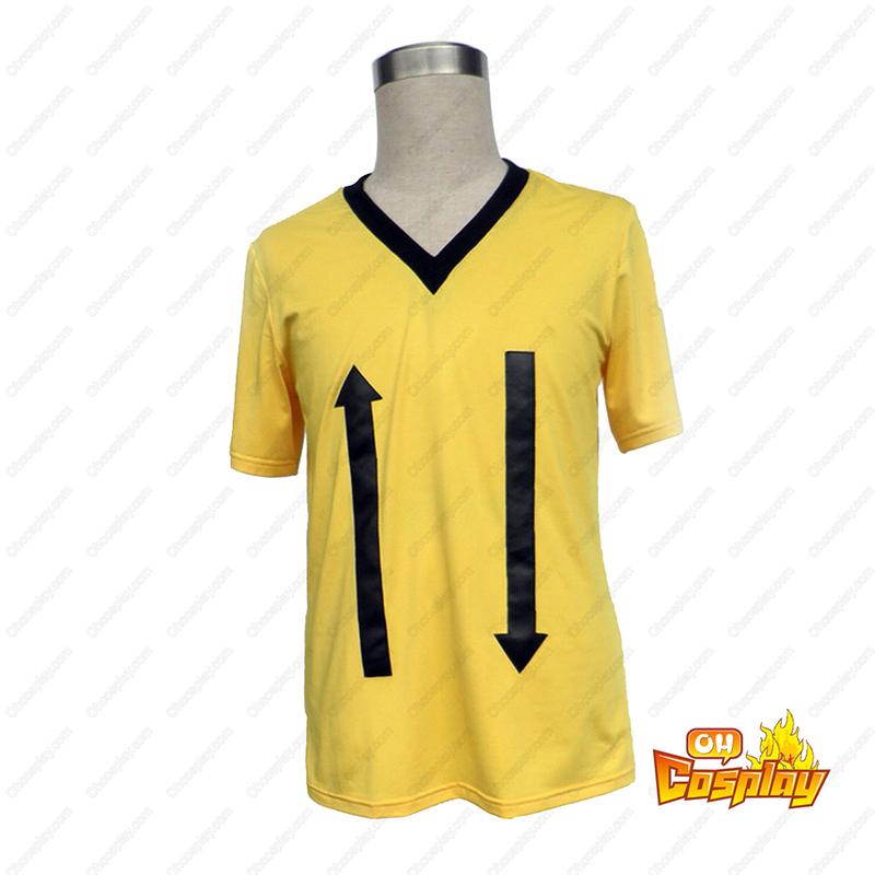 Durarara!! Kida Masaomi 1 T-shirt Κοστούμια cosplay