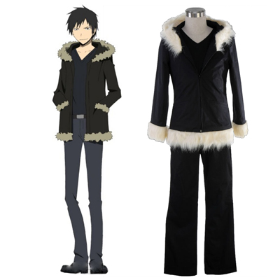 Durarara!! Izaya Orihara 1 Cosplay Costumes UK