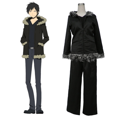 Durarara!! Izaya Orihara 2 Cosplay Costumes UK