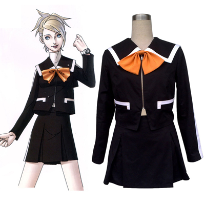 Persona 2: Innocent Sin Lisa Silverman 1ST Cosplay Costumes Deluxe Edition