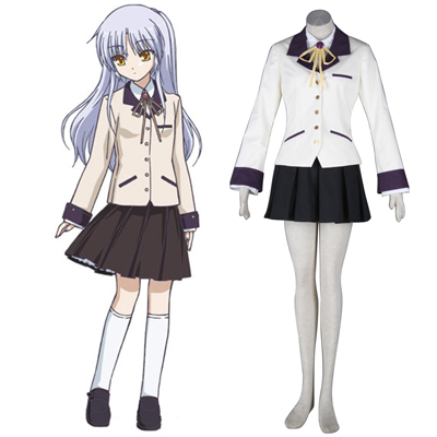 Angel Beats! Tachibana Kanade 1 Cosplay Costumes Canada
