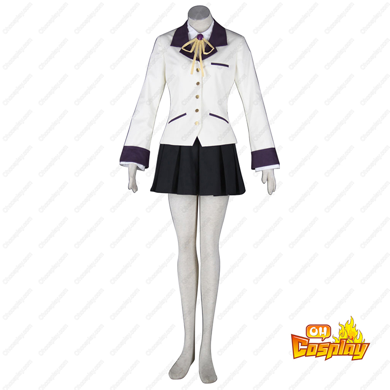 Angel Beats! Tachibana Kanade 1 תחפושות קוספליי