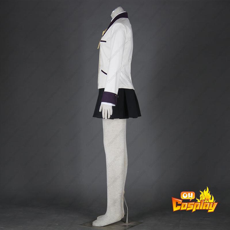 Angel Beats! Tachibana Kanade 1 Traje Cosplay