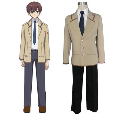 Angel Beats! Hinata Hideki 1 udklædning Fastelavn Kostumer