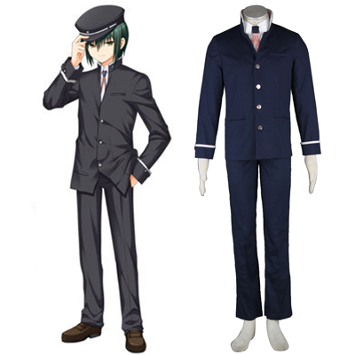 Angel Beats! Naoi Ayato Cosplay Costumes