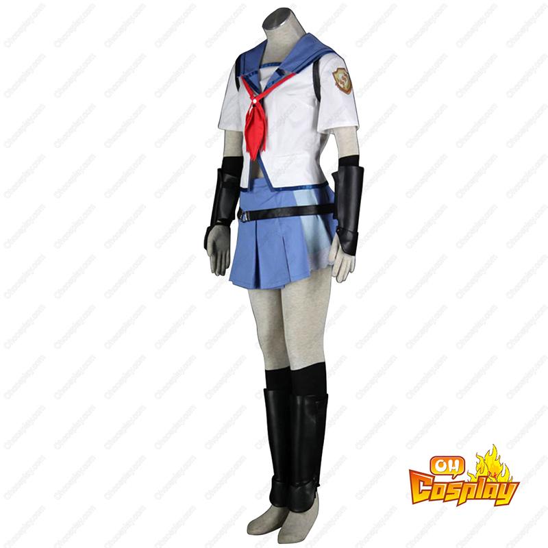 Angel Beats! Shina Eri 1 תחפושות קוספליי