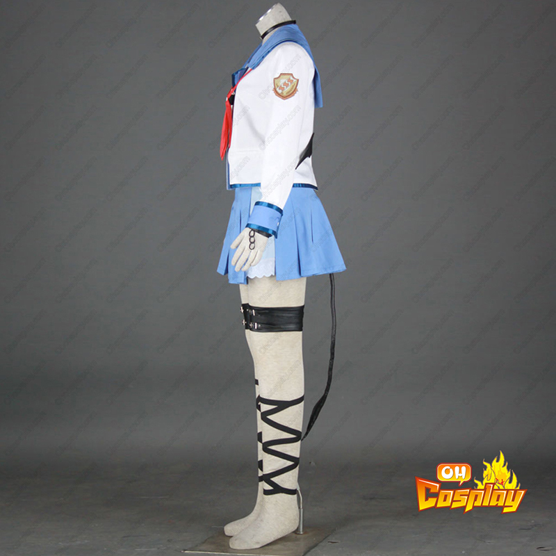 Angel Beats! Yui 1 Traje Cosplay