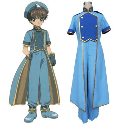 Cardcaptor Sakura Syaoran Li 1 Cosplay Kostýmy