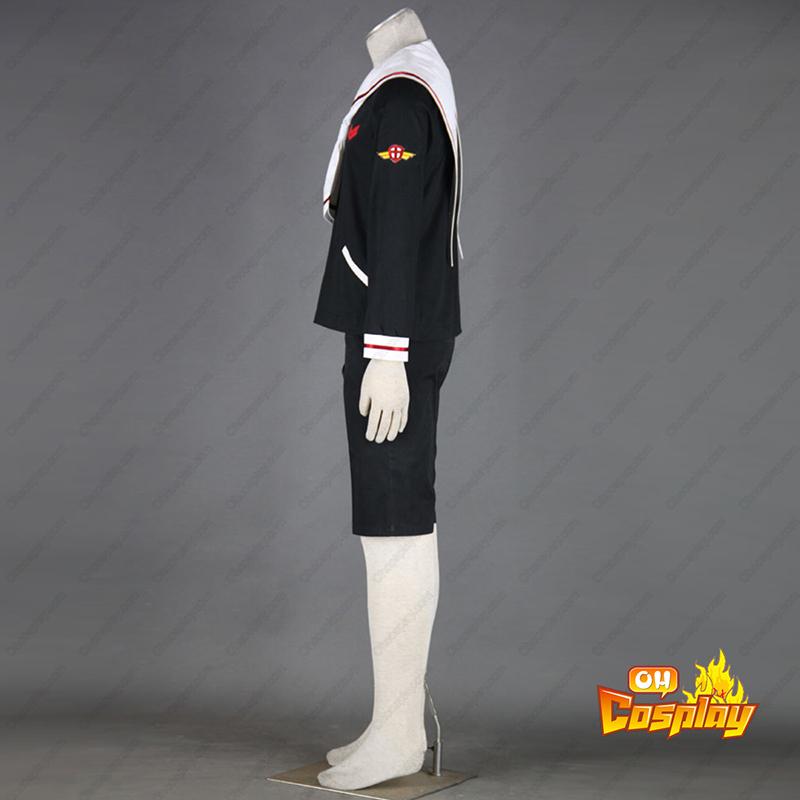 Cardcaptor Sakura Syaoran Li 2 Cosplay Kostýmy