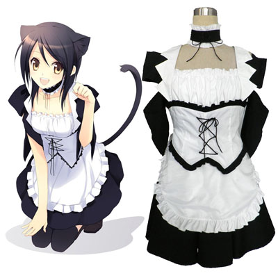 Maid Sama! Maid Latte 1ST Cosplay Costumes