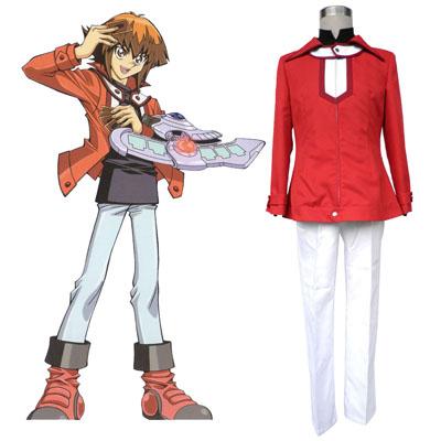 Yu-Gi-Oh! GX Jaden Yuki 1 Cosplay Kostymer