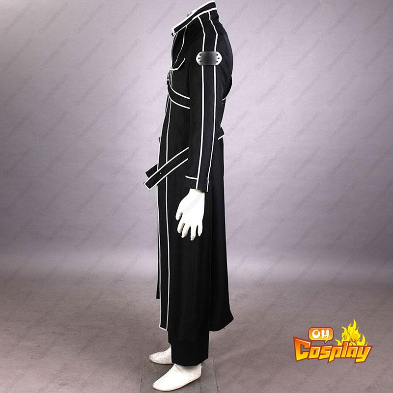 Sword Art Online Kirigaya Kazuto 1 Cosplay Kostýmy