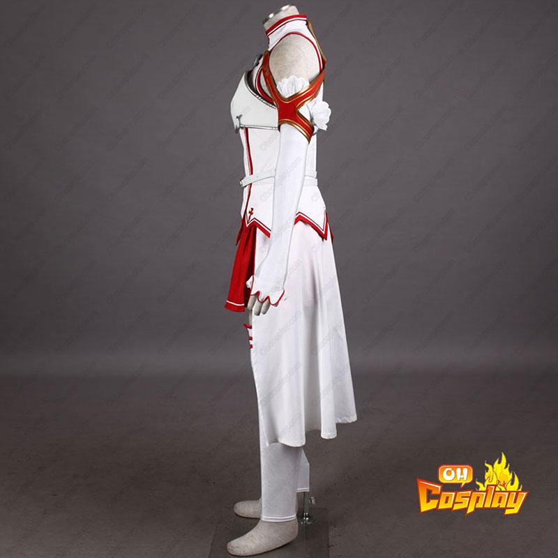 Sword Art Online Asuna 1 Κοστούμια cosplay