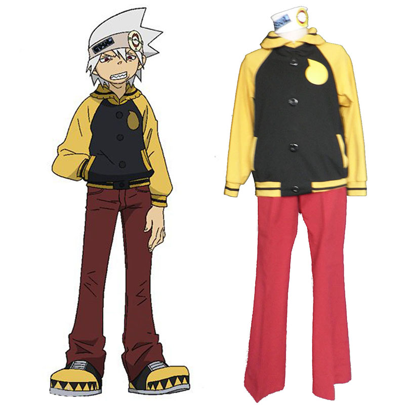 Déguisement Costume Carnaval Cosplay Soul Eater SOUL 1