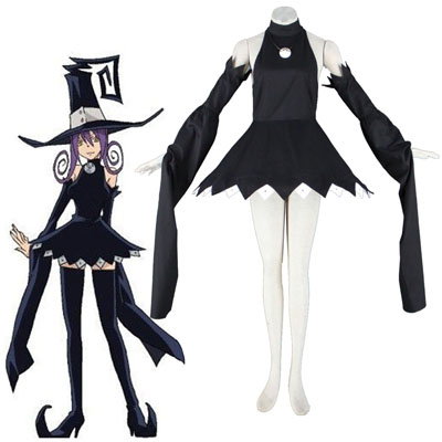 Soul Eater Blair 1ST Cosplay Costumes Deluxe Edition