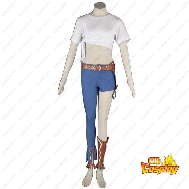 A Certain Magical Index Kanzaki Kaori 1 Cosplay Kostymer