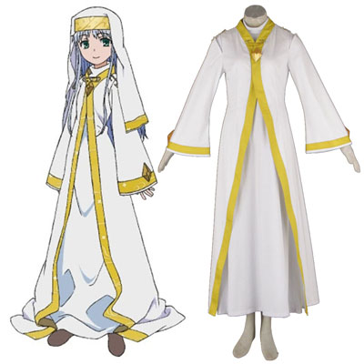 A Certain Magical Index Index-Librorum-Prohibitorum 1ST Cosplay Costumes Deluxe Edition