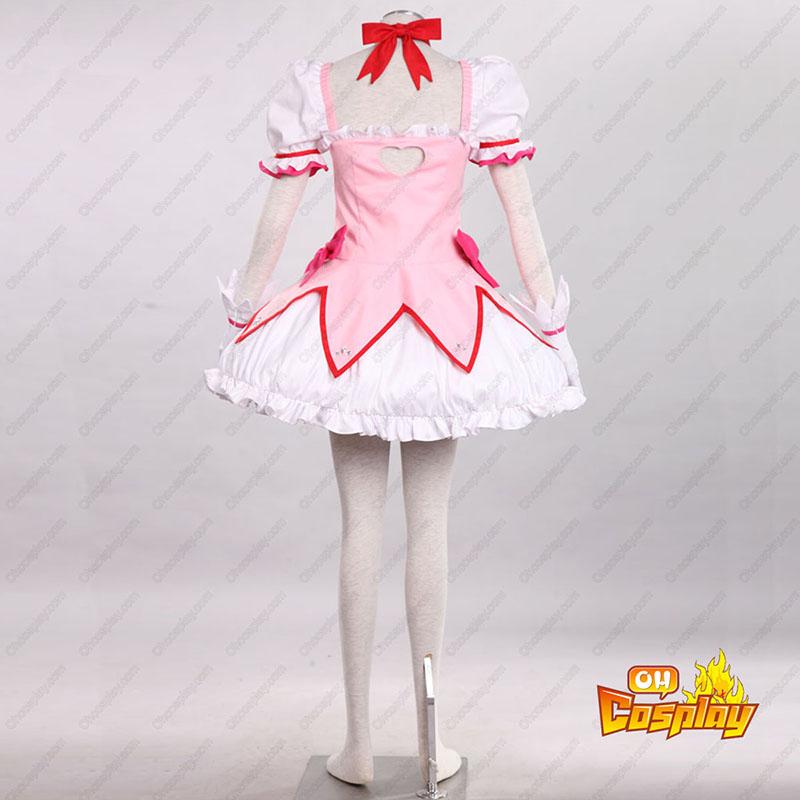 Puella Magi Madoka Magica Kaname Madoka 1 Κοστούμια cosplay
