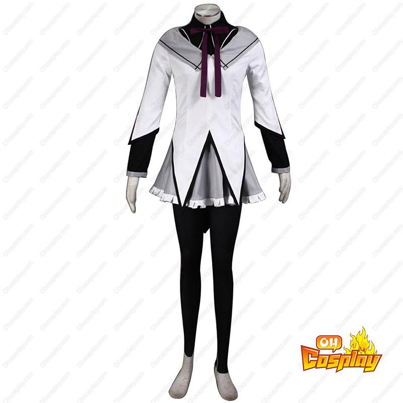 魔法少女まどか☆マギカ Akemi Homura 1 コスプレ衣装