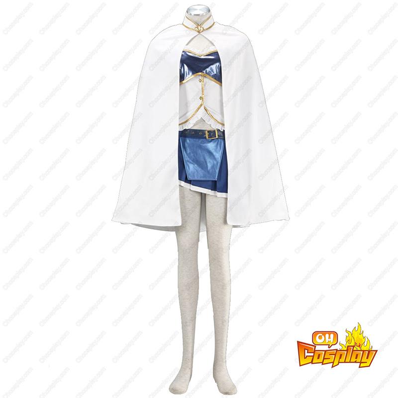 Puella Magi Madoka Magica Miki Sayaka 1 Cosplay Kostymer