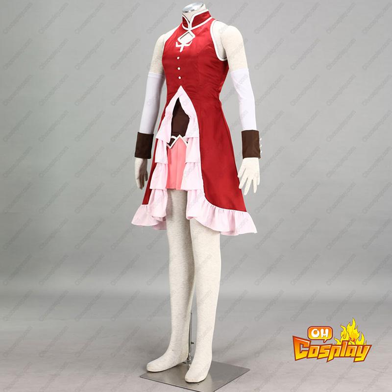 Puella Magi Madoka Magica Sakura Kyouko 1 תחפושות קוספליי