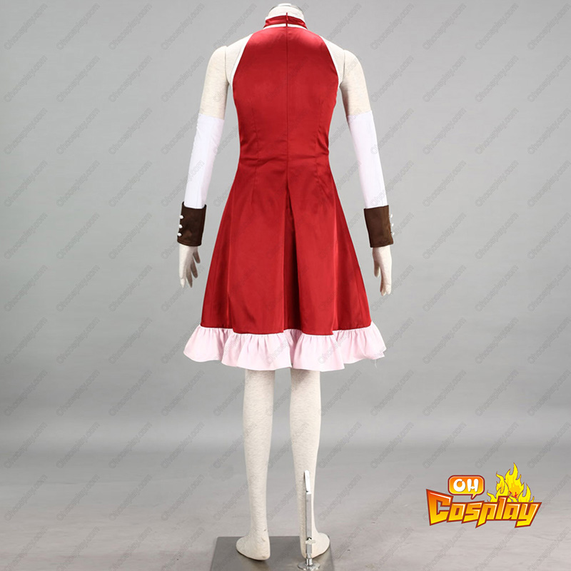 Puella Magi Madoka Magica Sakura Kyouko 1 Κοστούμια cosplay