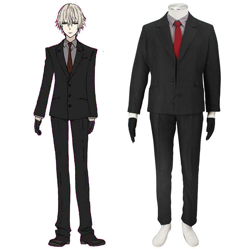 Inu x Boku SS Miketsukami Soushi 1 Cosplay Kostymer