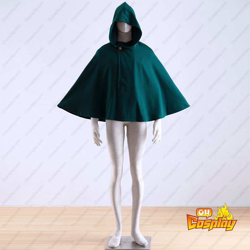 Attack on Titan Survey Corps Cloak 2 Cosplay Kostýmy