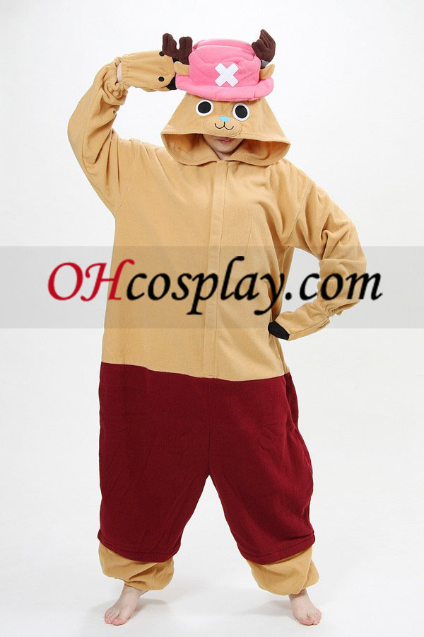 Сечката Kigurumi костюм пижами