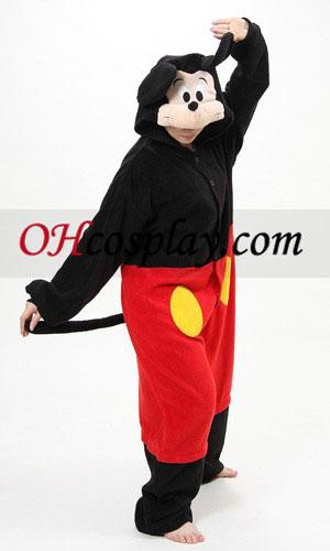 Mickey Kigurumi костюм пижамиХелоуин костюми