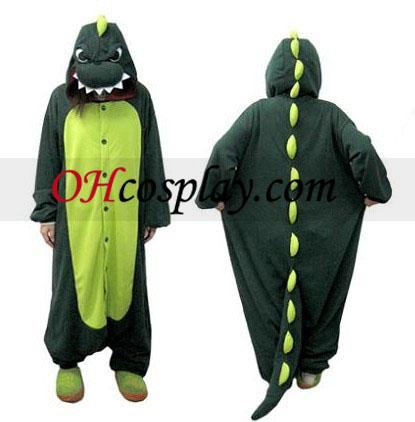 Dinosaur Kigurumi Kostume Pyjamas