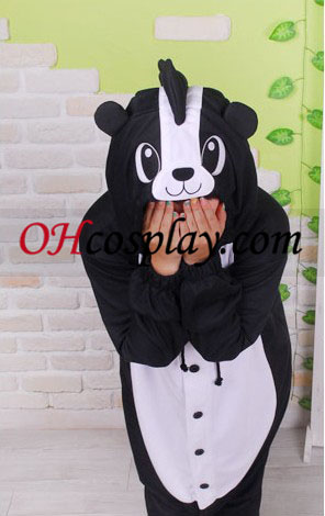 Sweet Skunk Kigurumi Costume Pajamas