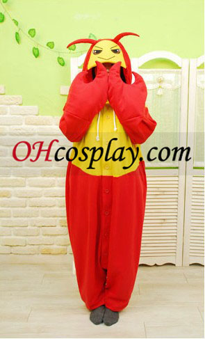 Lobster Kigurumi Costume Pajamas