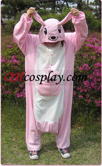Kangaroo Kigurumi Kostüm Pyjamas