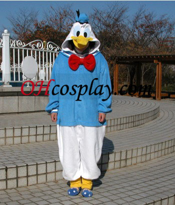 Kigurumi Donalde asu pyjamat