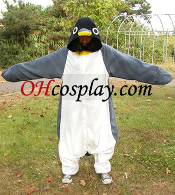 Kigurumi pingviini asu pyjamat