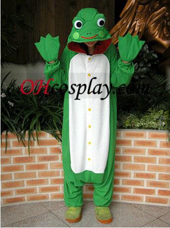 Frog Kigurumi Traje Pijamas