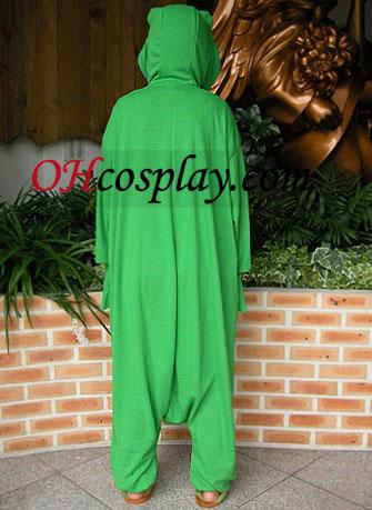 Frog Kigurumi Kostume Pyjamas