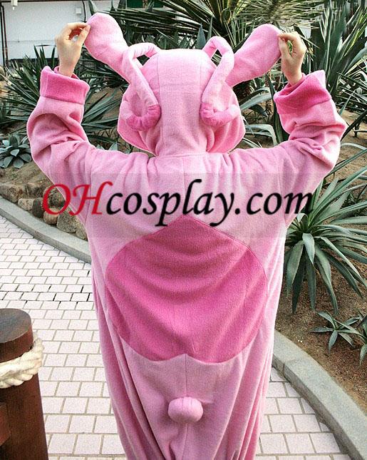 Stich Ангел Kigurumi костюм пижами