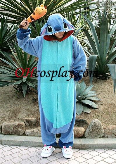 Stich Kigurumi kostyme pyjamas