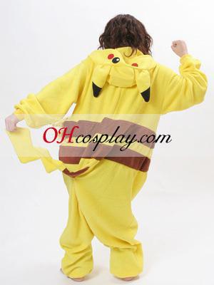 Halloween Pikachu Kigurumi Kostume Pyjamas
