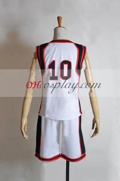 Kuroko\'s Basketball Seirin 10 Kagami Taiga Cosplay Costume Australia