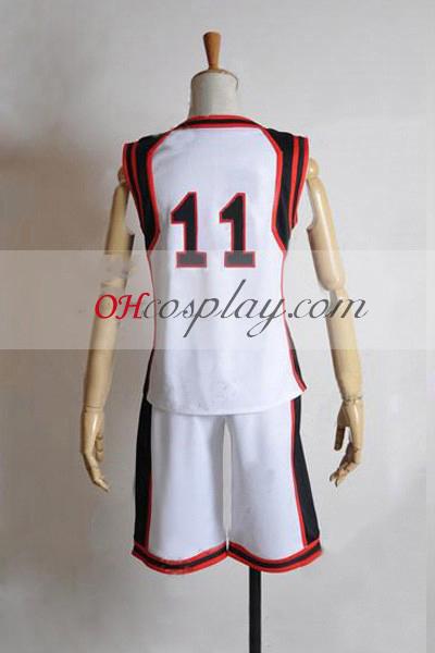 Kuroko по баскетбол Seirin 11 Kuroko Tetsuya Cosplay костюм