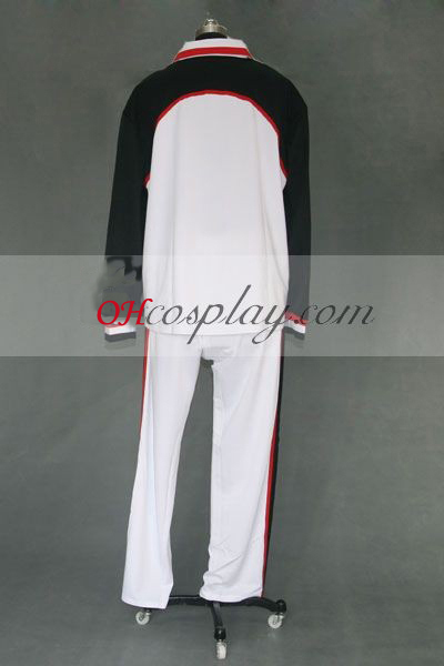 Kuroko по баскетбол Seirin еднакво cosplay костюм