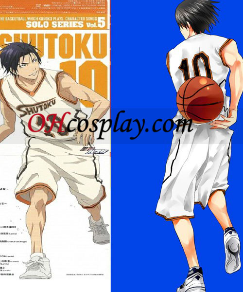 كرة السلة kuroko تاكاو عروض الكوسبلاي زى