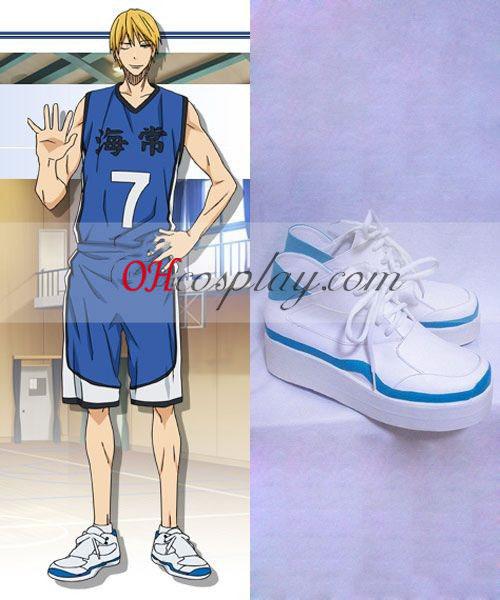 Kuroko's Basketball Yukio Kasamatsu Cosplay Shoes UK