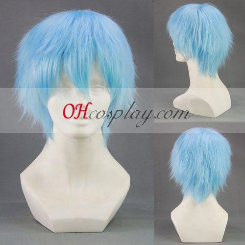 Kuroko's Basketball Kuroko Tetsuya Blue Cosplay Wig