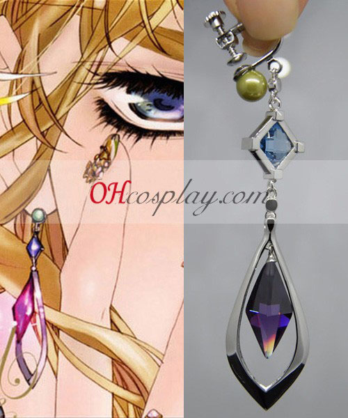 Macross Frontier Sheryl Nome Earring B Cosplay Accessory